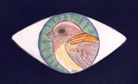 His Eye Is On This Sparrow