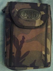 Camo Bible Toting Mom